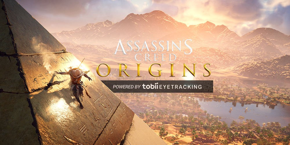 Revealed: 7 eye tracking features in Assassin's Creed ® Origins ⚔