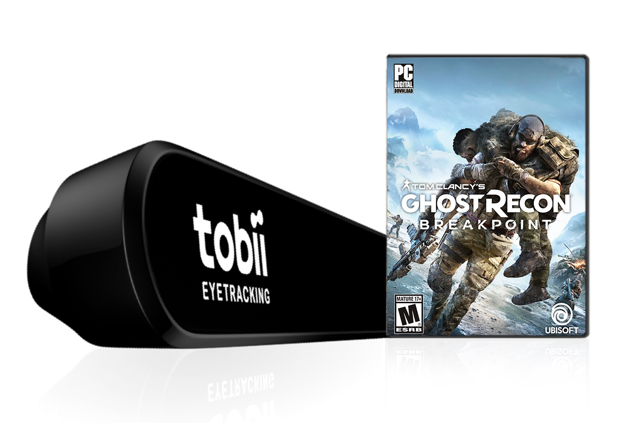 Tom Clancy's Ghost Recon Breakpoint with Tobii Eye Tracking