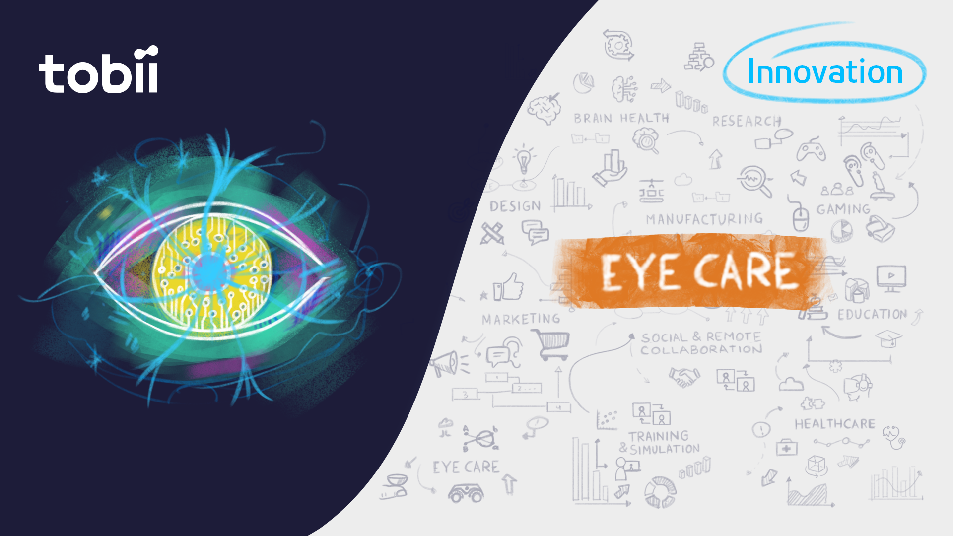 Vision care for everyone — a collaboration of private sector and government