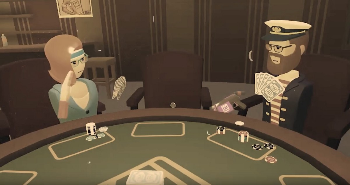 Valve, Against Gravity and Tobii show the future of social VR.