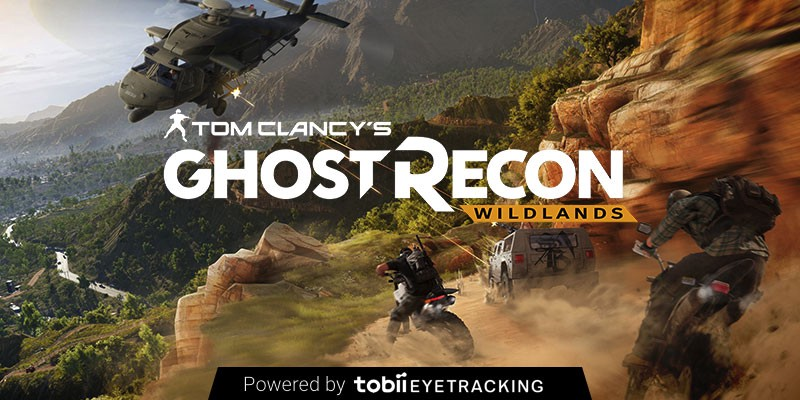 Tom Clancy's Ghost Recon®: Wildlands now comes with eye tracking.