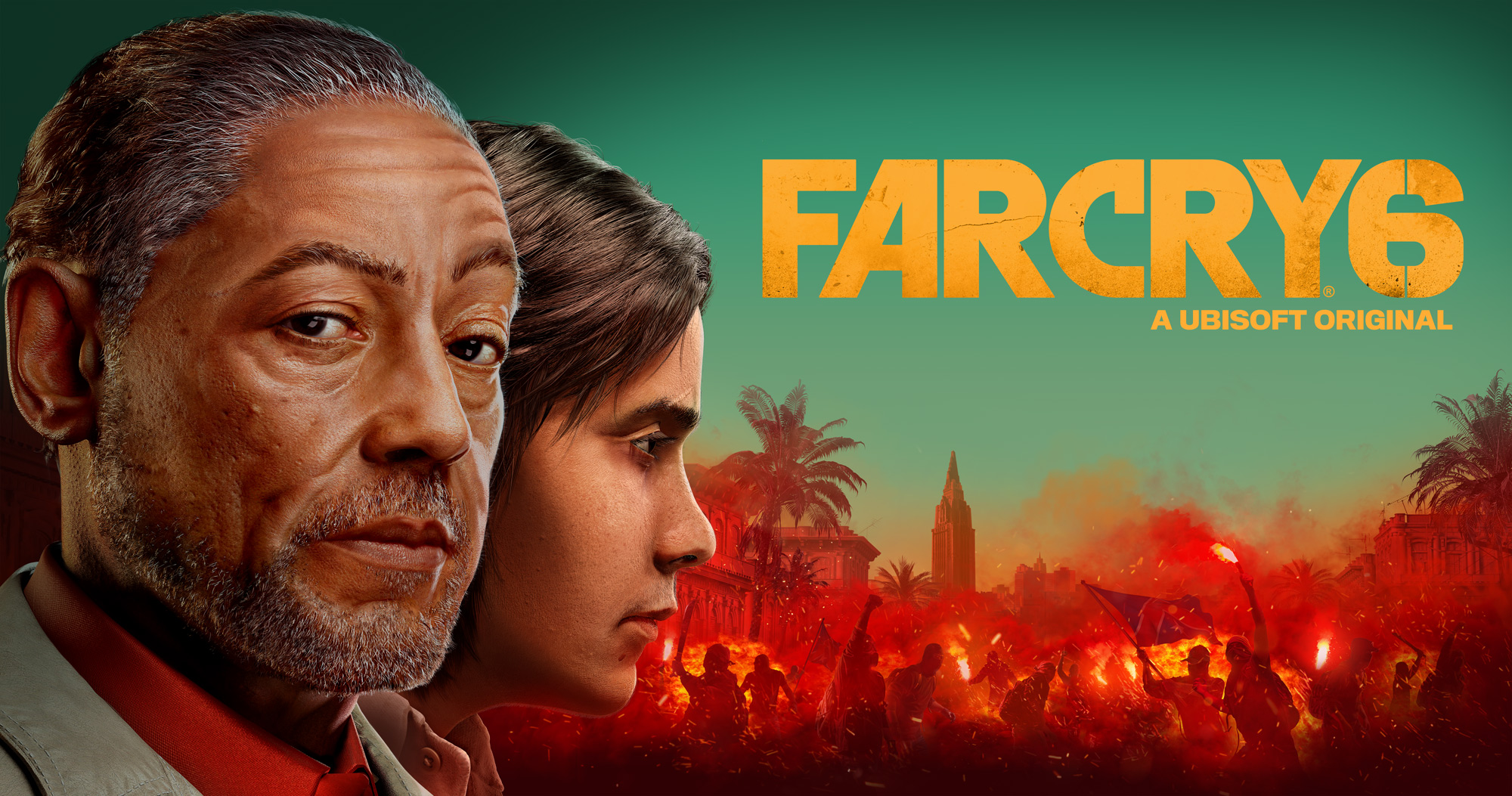 FAR CRY® 6 will support Tobii Eye Tracking at launch on October 7, 2021